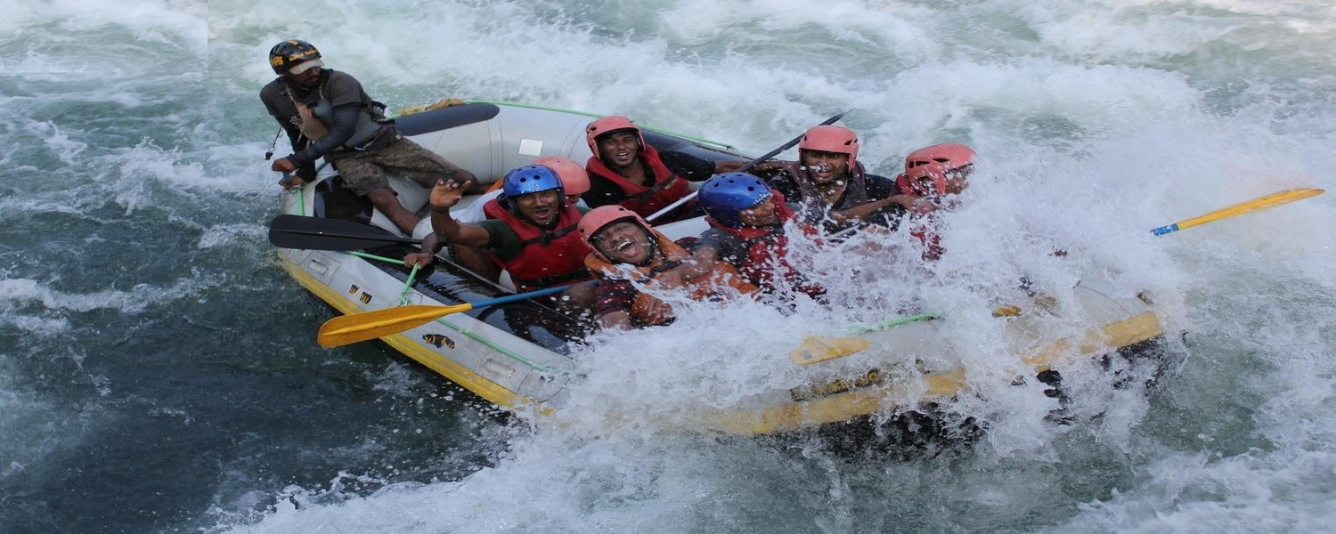 Rishikesh Rafting Operators Header