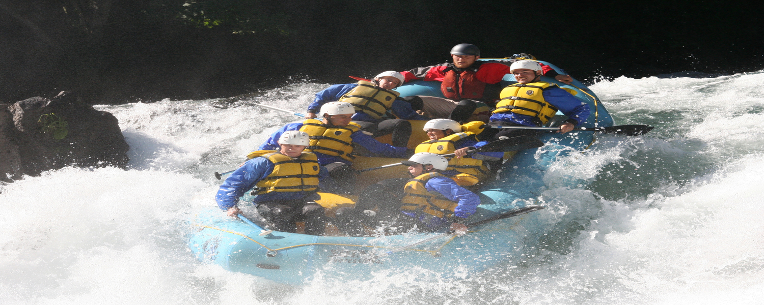 Rishikesh River Rafting Header