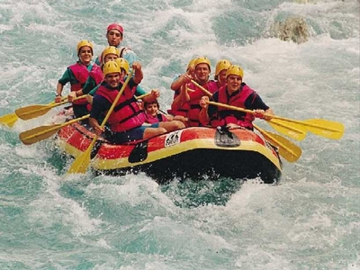 Shivpuri Rafting Packages